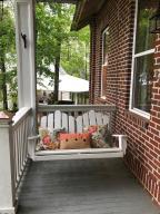 8. Porch swing