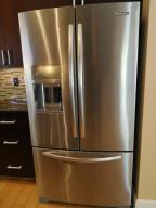 Kitchen-aid Refrigerator/Freezer