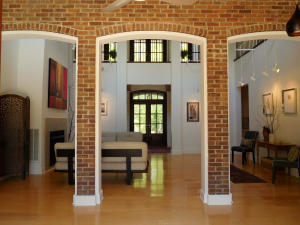 View of Great Room from Back Door Entry