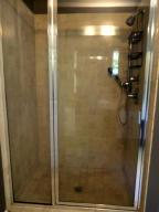 Upstairs Shower Stall