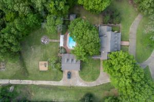 Aerial view B