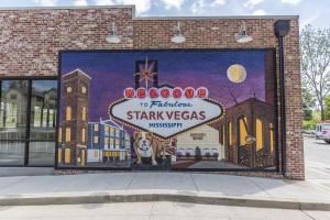 StarkVegas Mural