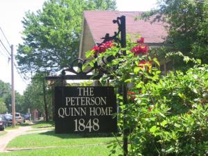 PETERSON QUINN HOUSE