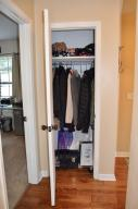 Hall Closet by Bedroom #2