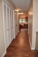 Hallway from Garage