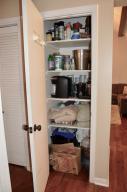 Storage by Laundry