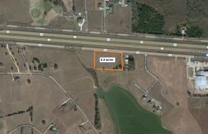 0 Frontage (3 3 Ac) Road, Columbus, MS 39705