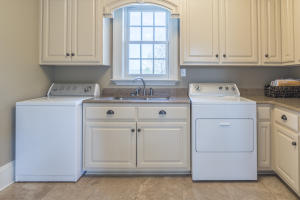 Laundry room with 2nd dishwasher