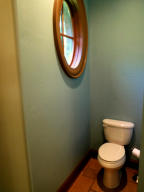 Separate Commode Area