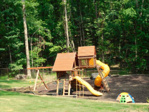 Children's Play Set Area