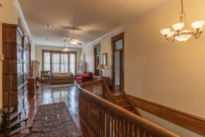 12 upstairs hall way
