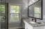 Master Vanity & Tile Shower