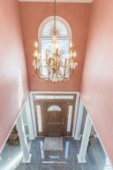 36-foyer chandelier