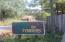 Entrance to condo community