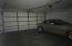 Two car garage.