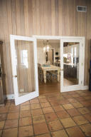 27 Entrance to Sunroom from Kitchen