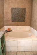55 Master Bath Soaking Tub