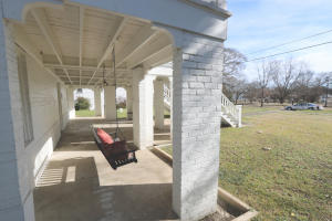 first level portico
