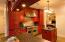 Kitchen with Viking Gas Range