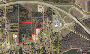 0 Tuscaloosa Road/23.45 ac, Columbus, MS 39701