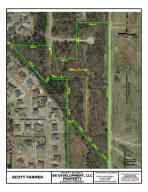 17.3 acres Greenbriar, Starkville, MS 39759