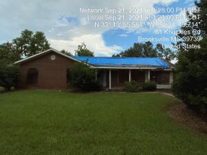 104 Nuckols St, Brooksville, MS 39739