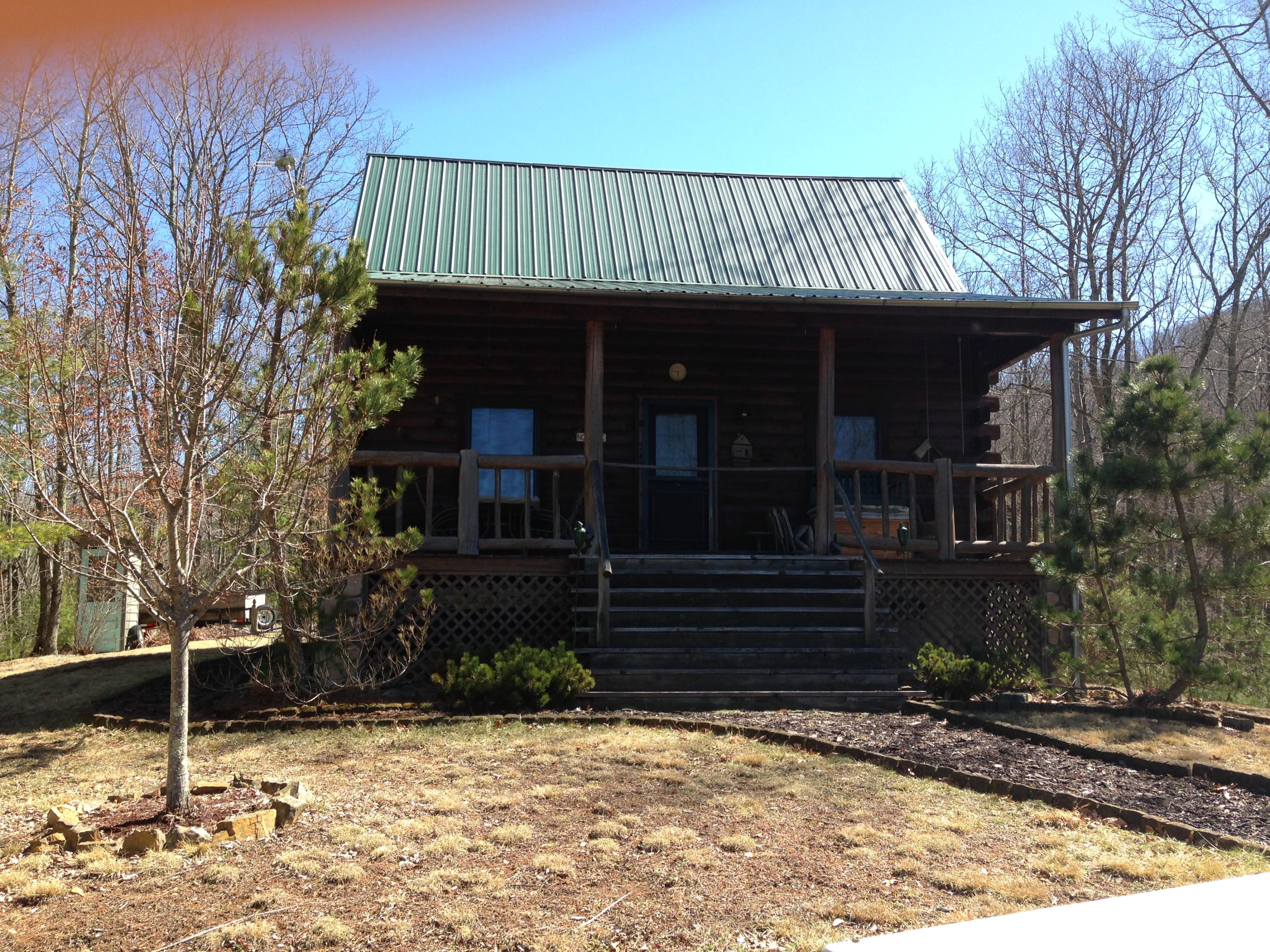 Log Cabins for Sale in Lewisburg WV and Surrounding Areas