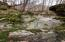 This is a run-off/seasonal creek beside the home that flows into Shop Creek