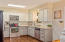 Beautiful & Open Recently Remodeled Kitchen!