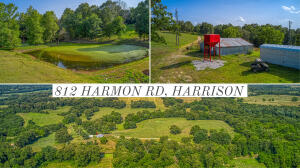 812 Harmon Road, Harrison, AR 72601