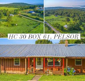 HC 30 Box 61, Pelsor, AR 72856