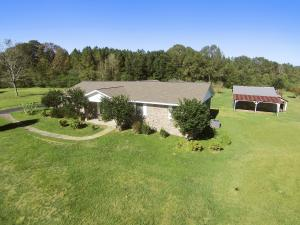 Brick Country Home on 44.5 Acres with 3 Bedrooms and 2 Baths