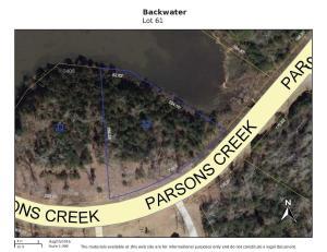 Lot 61 Parsons Creek, Hattiesburg, MS 39402