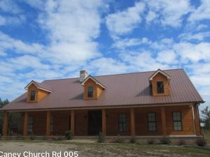 608 Caney Church Rd., Lumberton, MS 39455