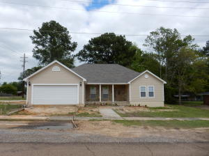 Practically new! Completed 2018. Three bedrooms, 2 baths. Corner lot