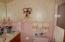 Ceramic. Tub/shower. Vintage pink!