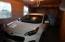 Garage with door