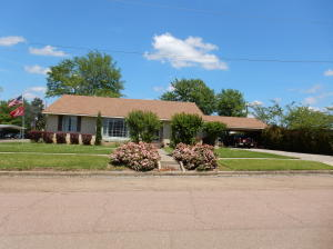 2691 sq. ft. Corner lot. Hardwood floors. Three bedrooms, 3 baths.