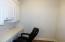 Home Office off of Dinning Room (with Door)