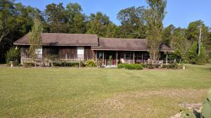 Front of home on 3 acres