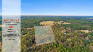 1652 Purvis To Baxterville Rd., Purvis, MS 39475