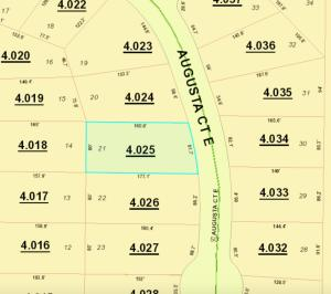 Lot 21 AUGUSTA COURT, Hattiesburg, MS 39402