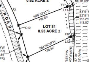 Lot 81 Parsons Creek, Hattiesburg, MS 39402