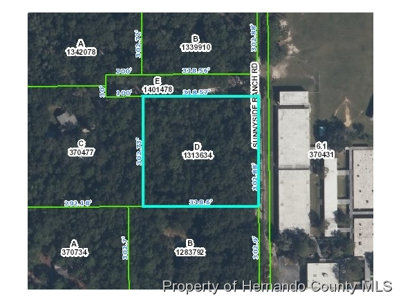 0 Sunnyside Ranch Road, , FL 34602