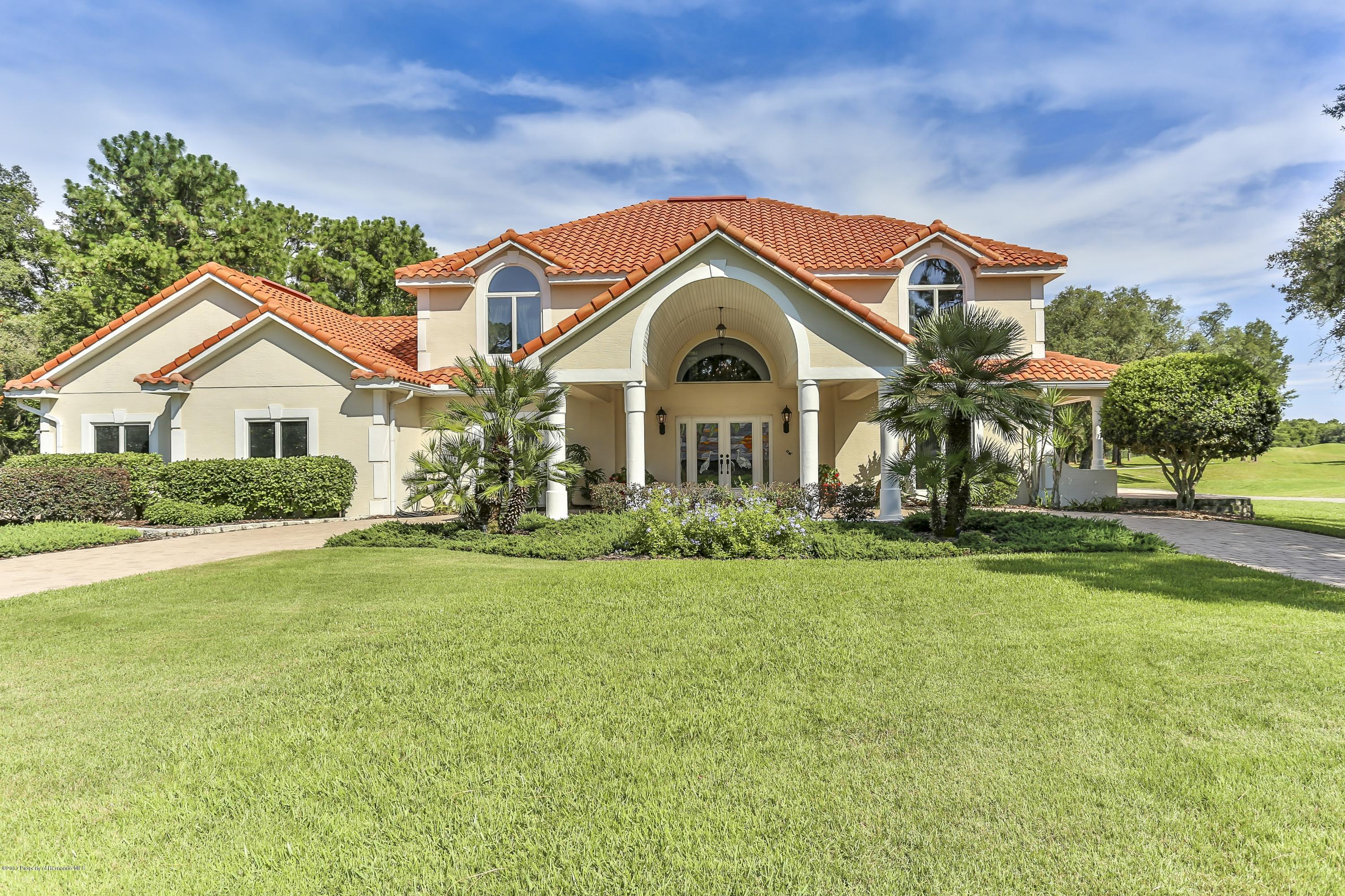 5198 Legend Hills Lane, Spring Hill, FL 34609