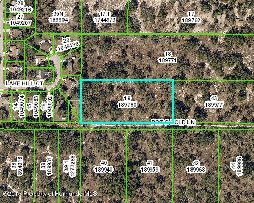 Listing Details for 00 Pot O Gold Lane, Spring Hill, FL 34608