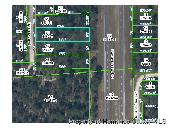 0 Commercial Way, Weeki Wachee, FL 34613