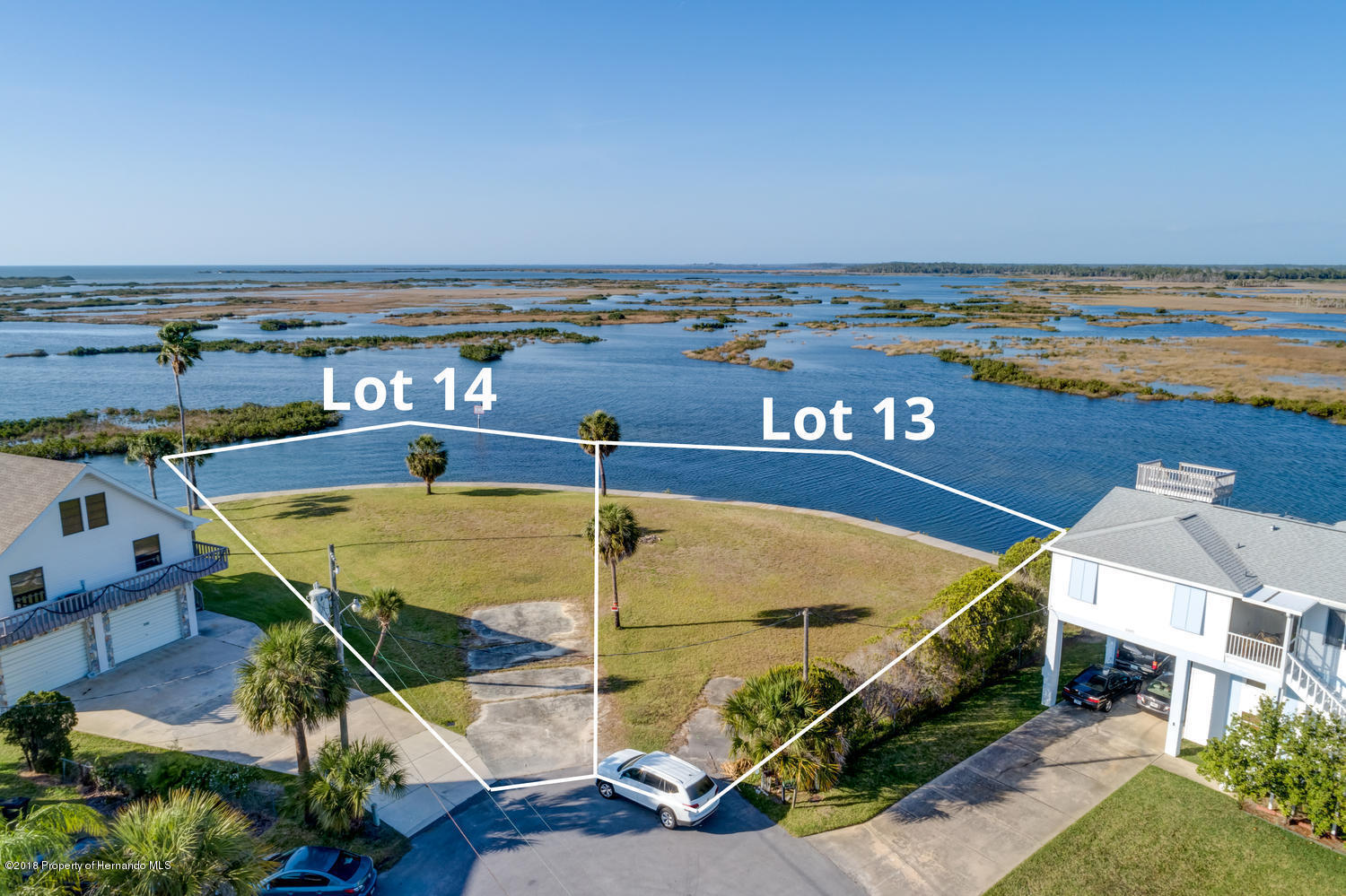 3390 Eagle Nest (lot 14) Drive, Hernando Beach, FL 34607