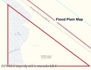 Hodge.2.1 Acre Flood Plain Map