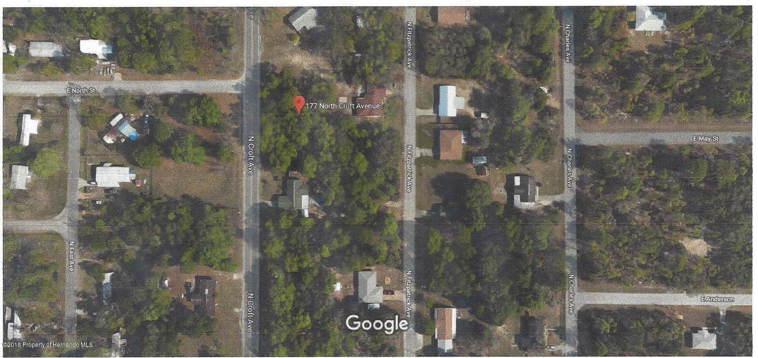 177 N Croft Avenue, Inverness, FL 34453